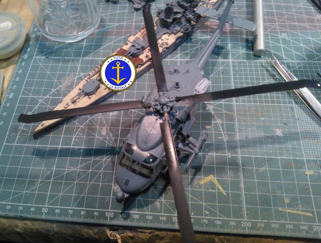 HH-60H RESCUE HAWK 742940HH6025