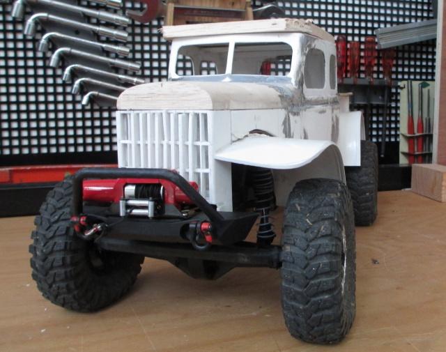 Futur projet, Dodge Legacy power wagon - Page 3 743564IMG1461