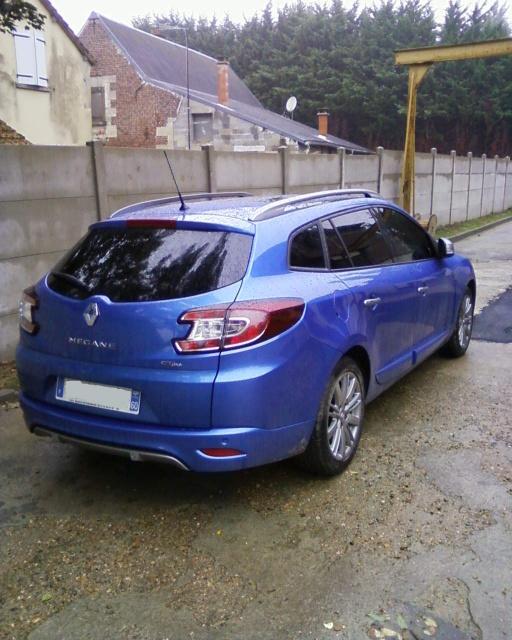 [FabGtLine] RM3 Estate 1.6 DCI 130 GT Line Bleu Malte 743663Photos0006
