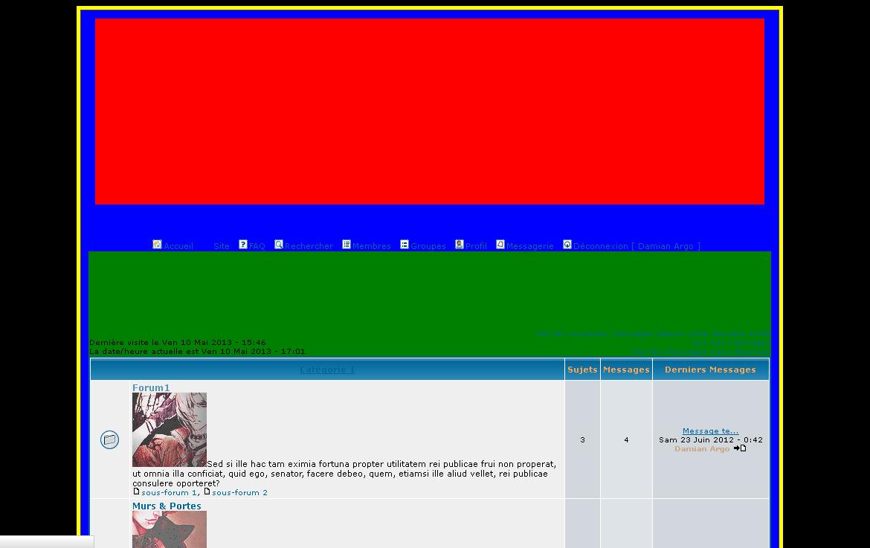 Tag webdesign sur Never Utopia - graphisme, codage et game design 743773elements2