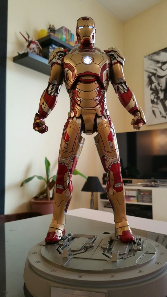 red360 : Thanos + Thor Infinity War Hot Toys - Page 25 744576201605121248581