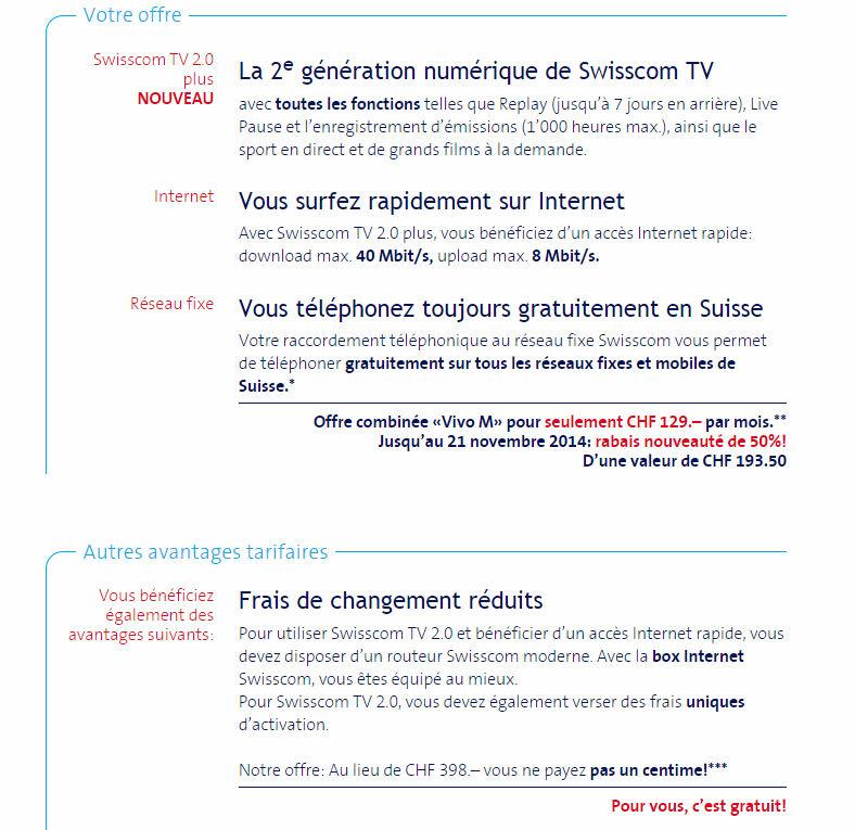 Swisscom TV 2.0: une nouvelle expérience télévisuelle - Page 16 744753offreswisscom