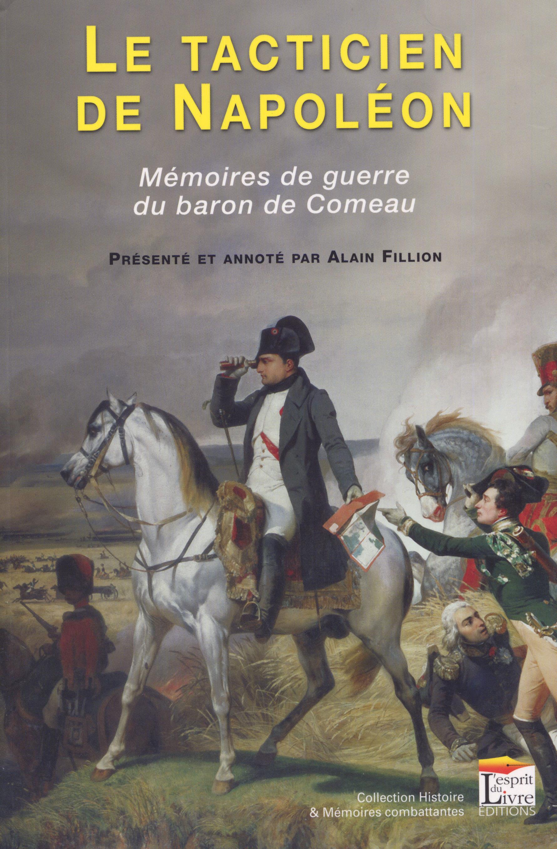 La tacticien de Napoléon 745452003