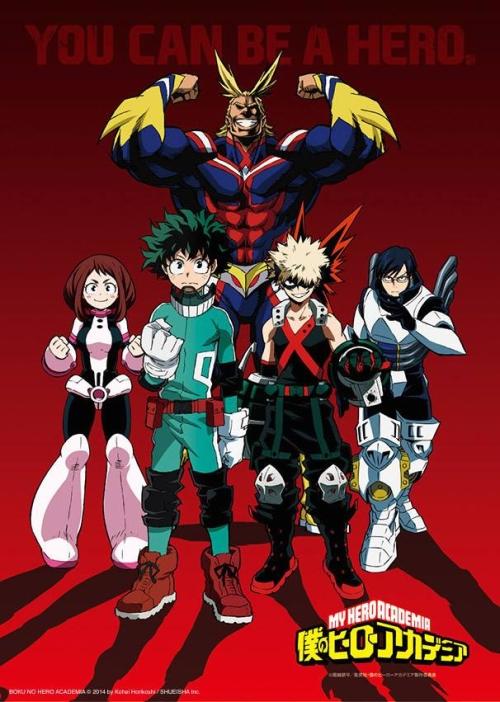 émue - [MANGA/ANIME] My Hero Academia (Boku no Hero Academia) ~ 746023193433911113487655720891946595565677937554n1