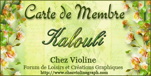 Carte de membre - Page 9 746121Kalouli