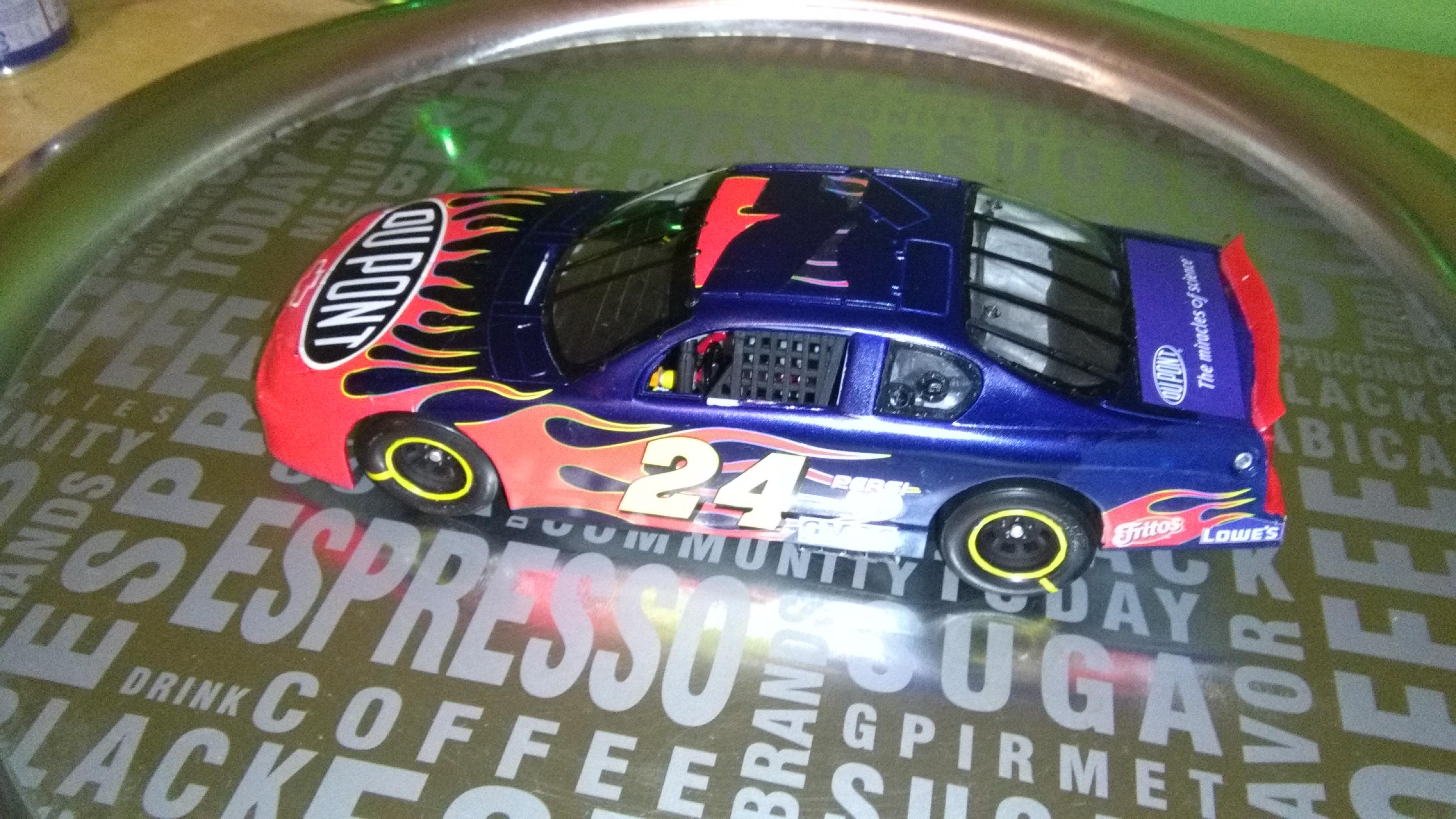 Chevy Monte-Carlo 2001 #24 Jeff Gordon Las Vegas win  746446IMG20171118232421