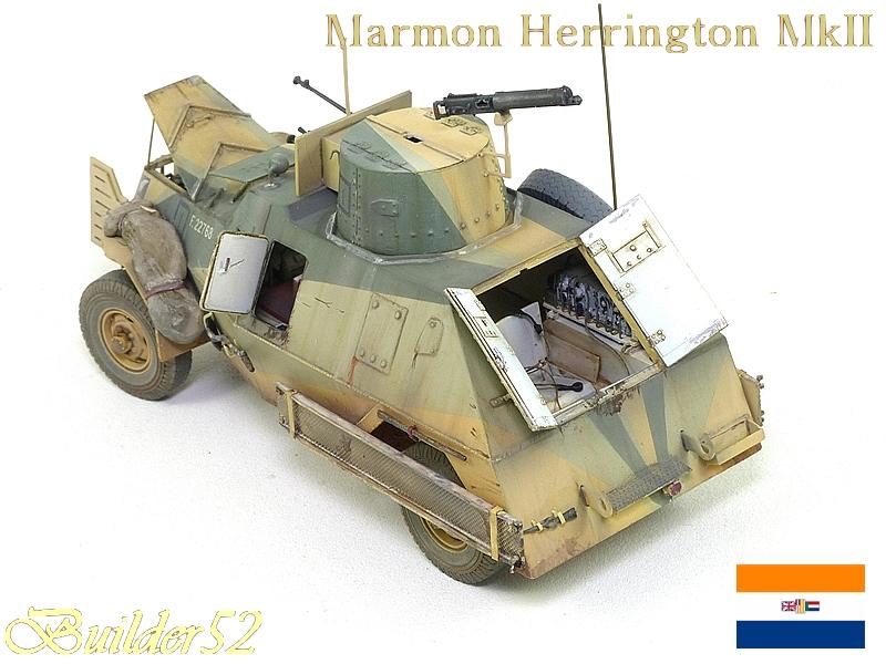 Marmon Herrington Mk.II - Grèce 1941 - IBG 1/35 747498P1040893