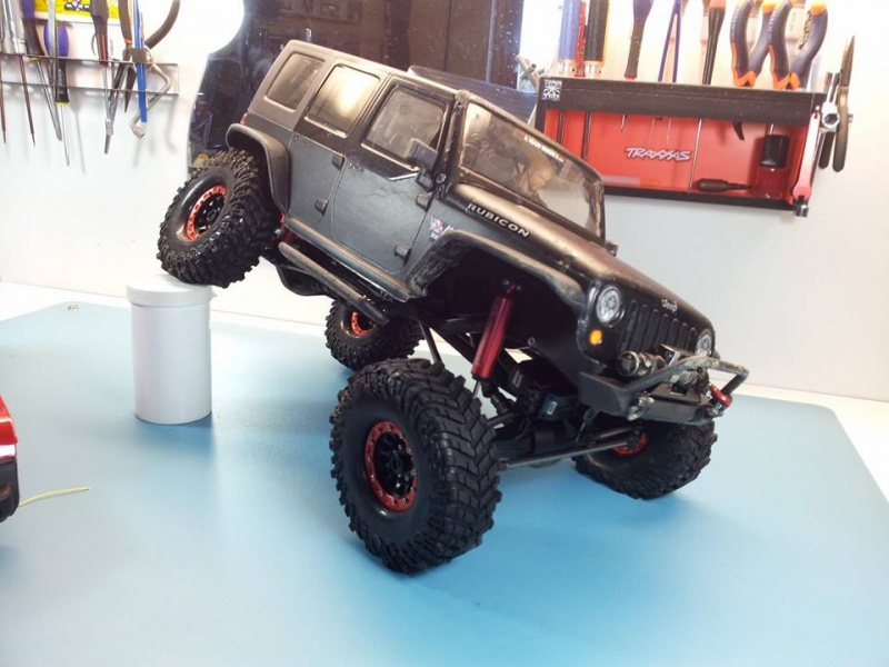 Jeep Wrangler Unlimited Rubicon kit de Marcogti 7477931094041510205625768747956880582943988695358n