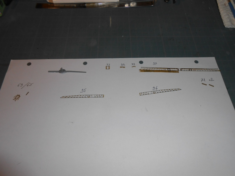 NAGATO 1/350 avec PE, Ponts en bois et babiolles  Hasegawa 748537DSCN6837