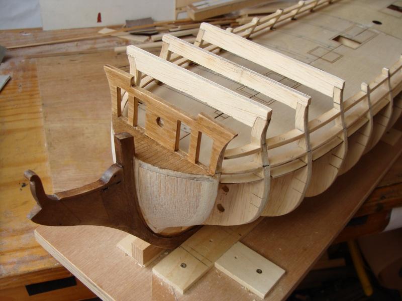US Frigate Confederacy 1778 de Model Shipways  au 1/64 éme - Page 2 749003DSC01887
