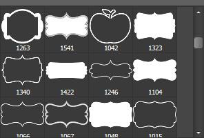 [débutant] Méthode simple pour faire des formes spéciales 750498brush