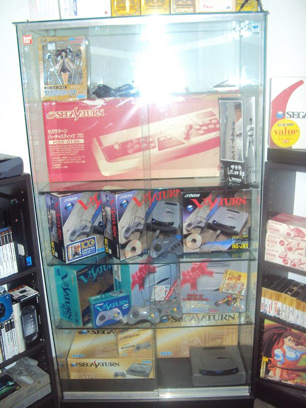 "Game room Sega Saturn ^-^"" 750586DSC04596"