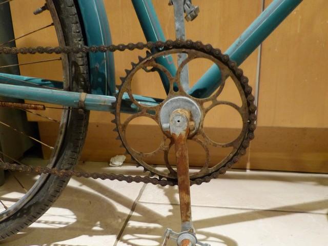 Vélo de ville LEMERCIER  Paris - St Etienne 1939- 750746P1230215