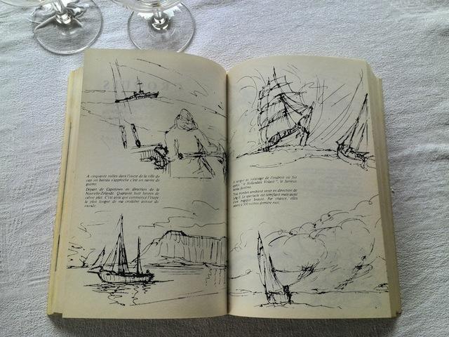 Vito Dumas, ou la nav astro de réchappe ! - Page 4 753220Croquis