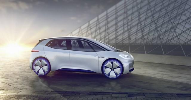 La première mondiale de l'I.D. lance le compte à rebours vers une nouvelle ère Volkswagen  753429volkswagenidconceptdesign0001