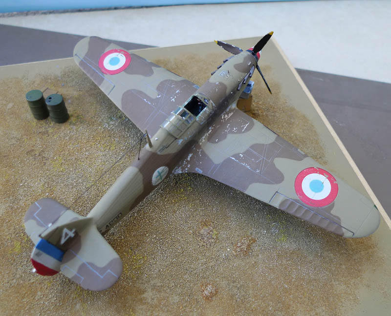 [Revell + Airfix] - Conversion - Hurricane Mk 1 des FAFL 753469HurricaneMk102