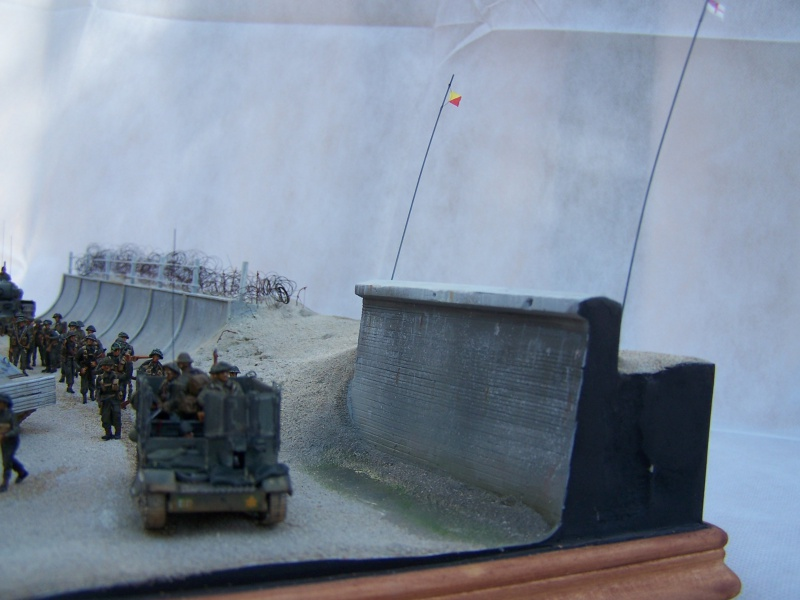 """Juno Beach"" 06.06.1944 Le Fort Garry Horse débarque.... 7538191007501"