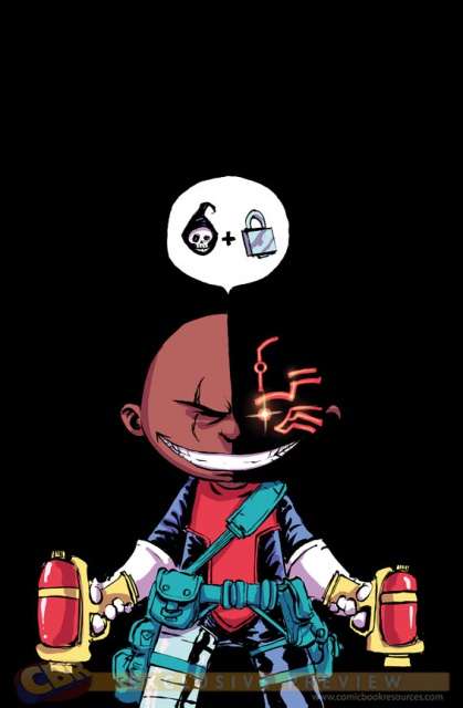 [Comics] Skottie Young, un dessineux que j'adore! - Page 2 753907DeathlokRGB9196e