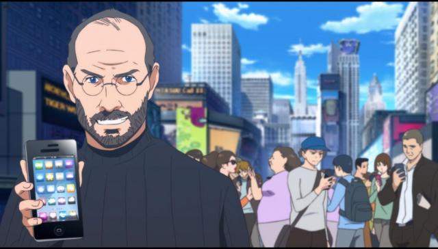 [2.0] Caméos et clins d'oeil dans les anime et mangas!  - Page 6 753938HorribleSubsNouKome011080pmkvsnapshot052020131009234035