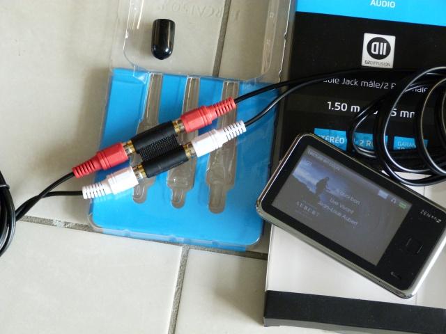 Smartphone sur autoradio vintage (1986/ 2002)? Acte 1 754306P1270130