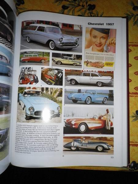 livres 2 * us car ,truck ,moto et  cinema 754743RedimensionnementdeCars50s3