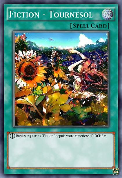 [Funcards] La galerie AronGomu - Page 2 754807FictionTournesol