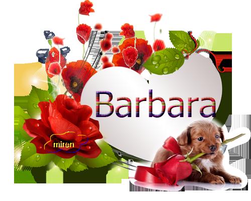 Nombres con B - Página 9 755150Barbara