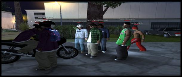 216 Black Criminals - Screenshots & Vidéos II 755184samp015