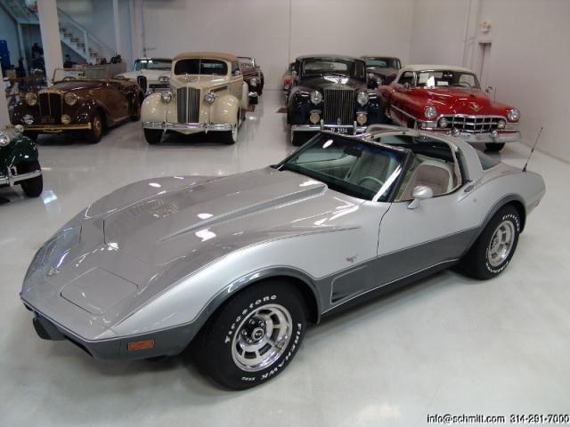 chevrolet corvette 25 th anniversary de 1978 au 1/16 - Page 2 756737corvette197825thanniversary9