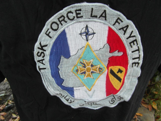 tee shirt TASK FORCE LAFAYETTE V 757378SAM0998