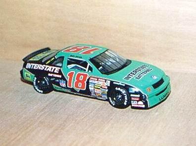 1992 Dale Jarett Lumina 757488DaleJarett18InterstateBatteriesLumina19921