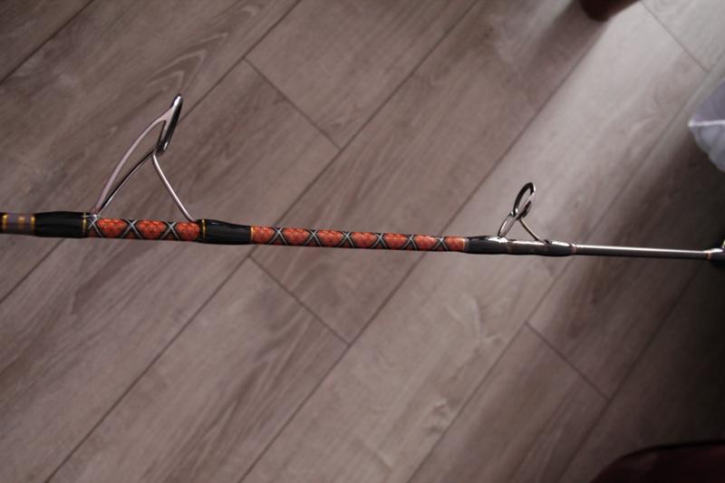 Neo Custom Rods + Van Staal Vs Liche 757720MG4945