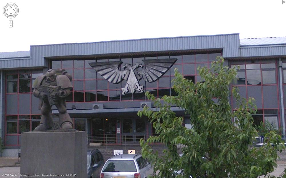 Games Workshop Ltd, Black LIbrary, Willow Road, Lenton, Nottingham 757752BLGWadress4