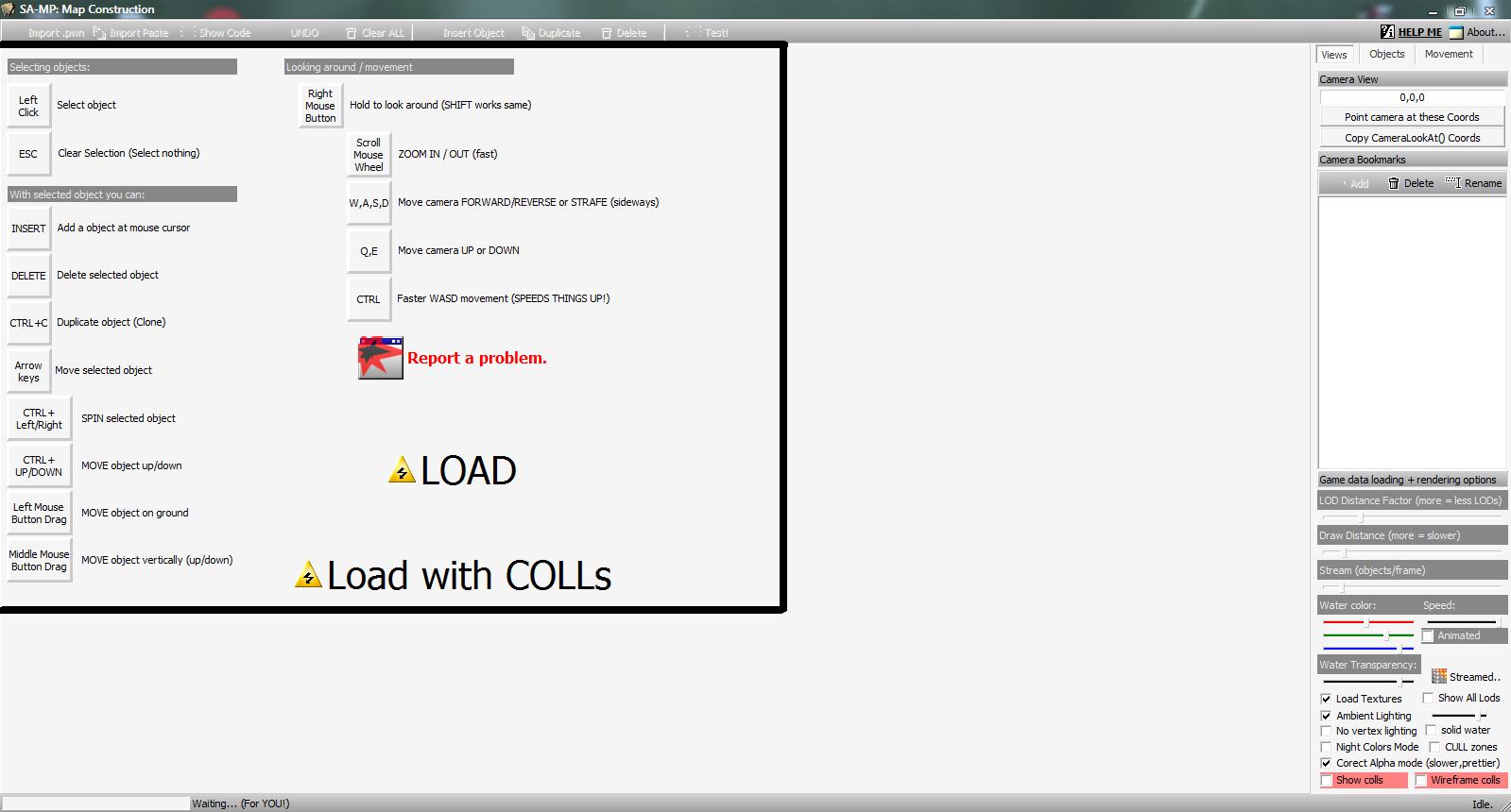 Bien démarrer avec Map Editor 757770dddd
