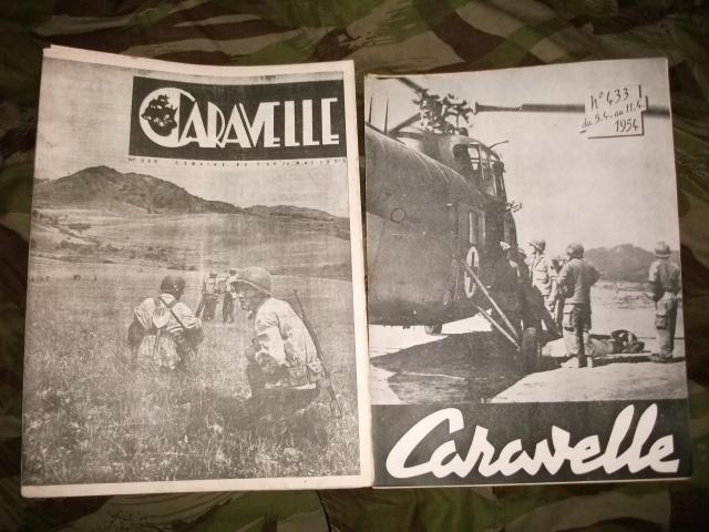 Revues CARAVELLE 1953-1954 757868DSCF3304