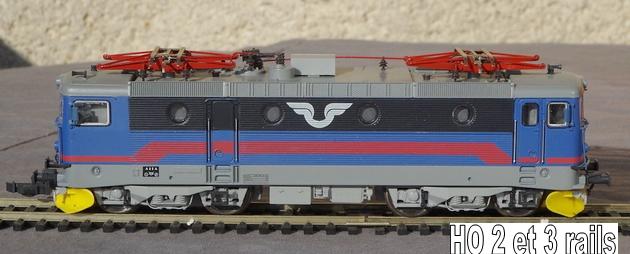Machines RC des chemins de fer suédois 758182RocoH043629SJRC53R