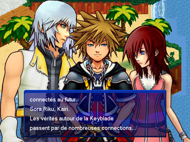 Kingdom Hearts les mondes perdus  758242cinmatique
