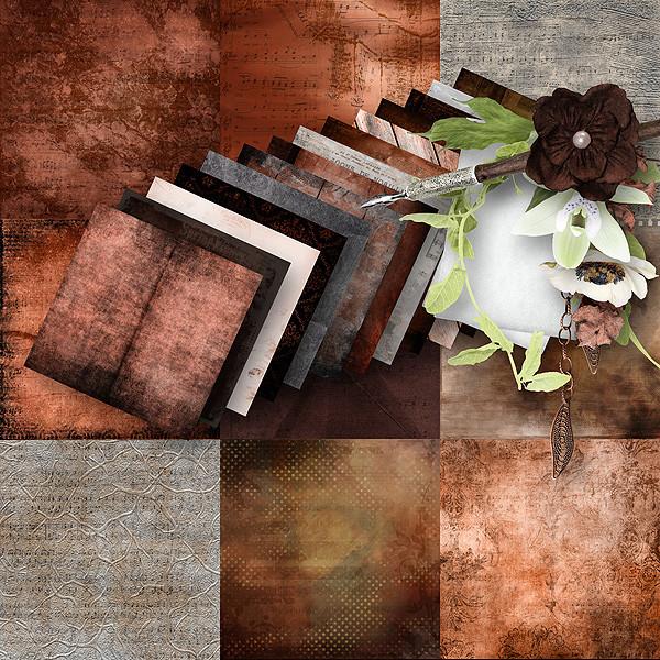 Collection Autumn creative de Xuxper Designs + Promo 758668452