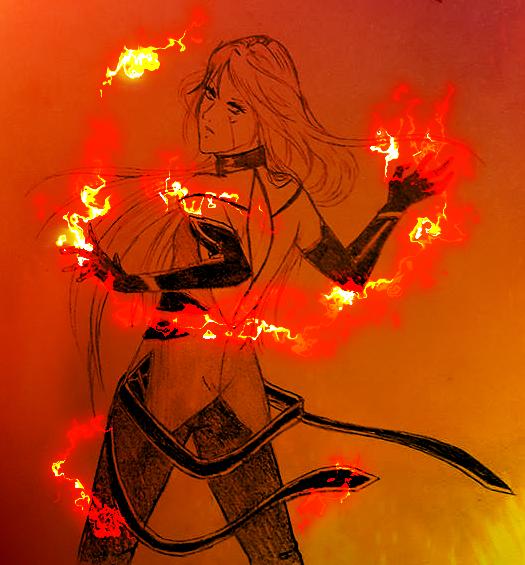 Lyra et Harya VS Akihiro et Dànaé 759109Haryalenflamme