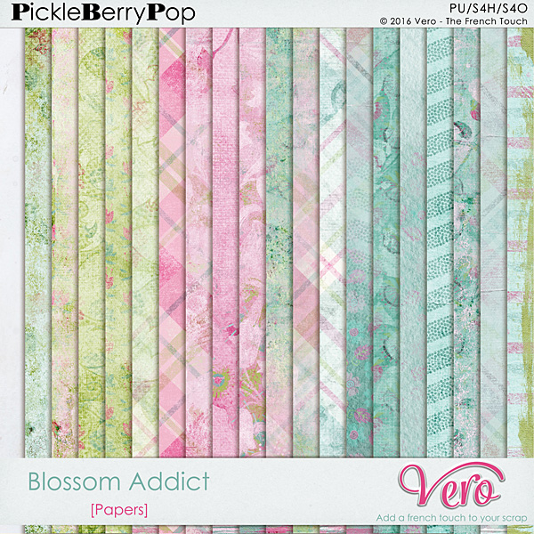 Véro - MAJ 02/03/17 - Spring has sprung ...  - $1 per pack  - Page 10 759186Veroblossomaddictpppv