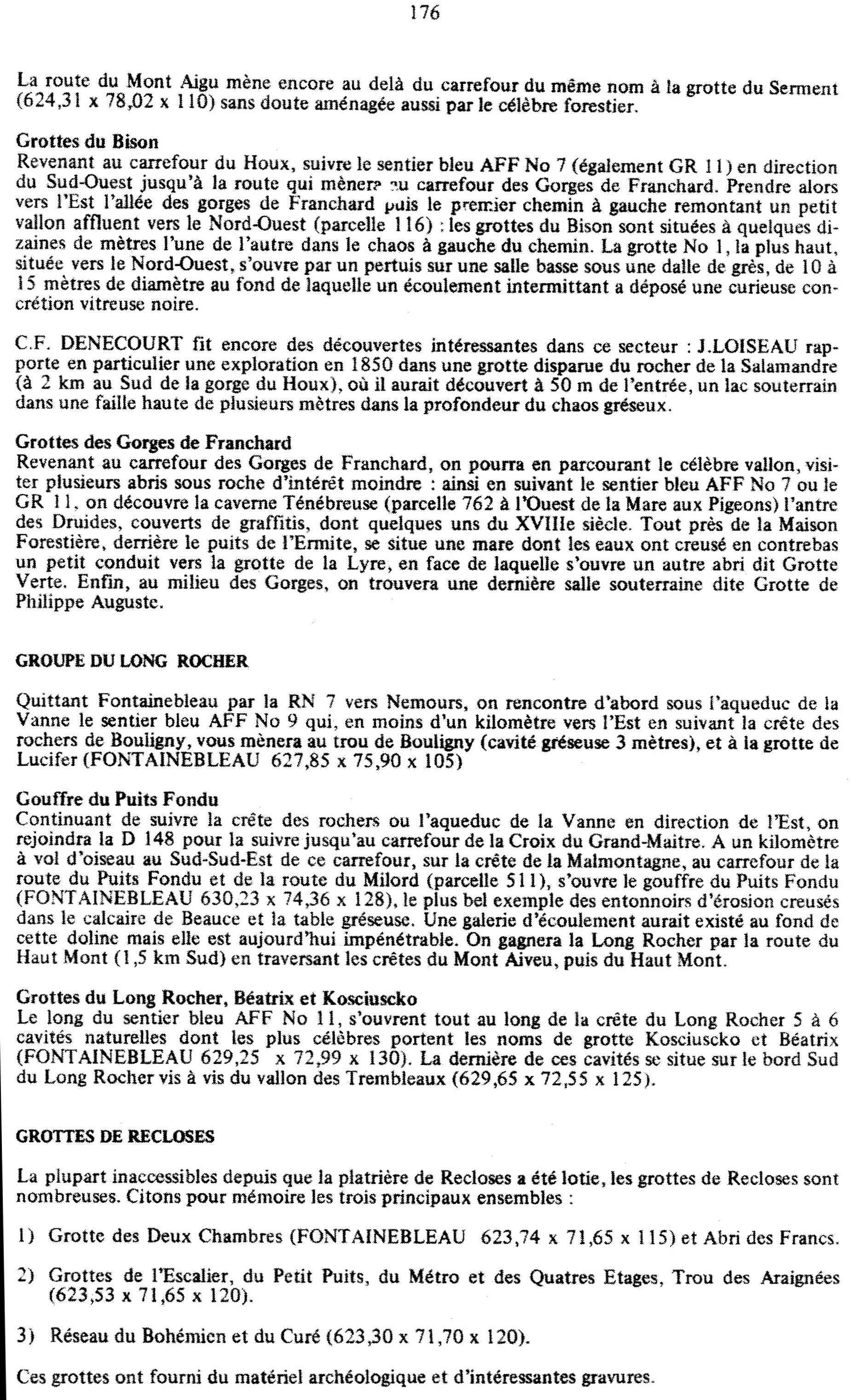 sauvetage Fontainebleau 759501fontp176