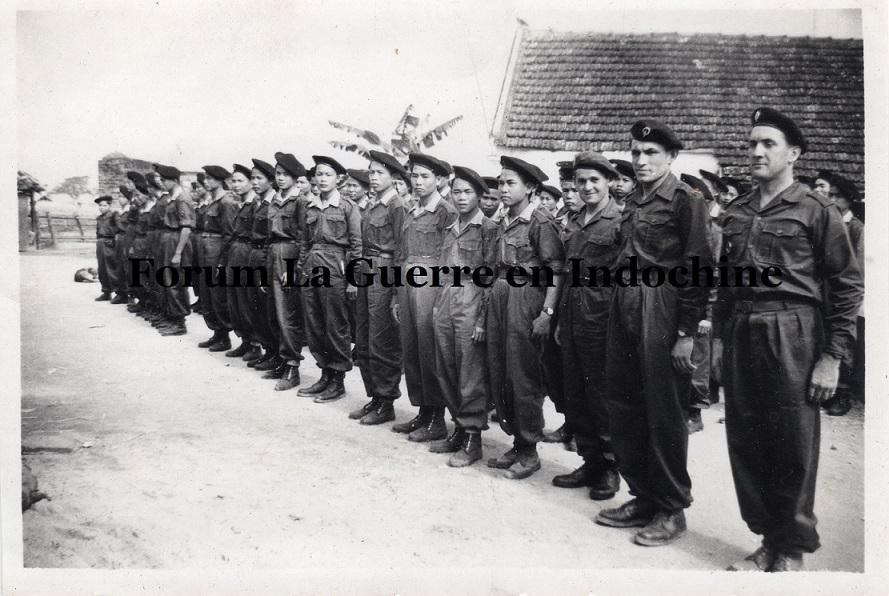 Sergent René CHEVALIER Commando Nord Vietnam N°15 MPLF 30/6/1953 759678SERGENTRENECHEVALIERCdo25Copie