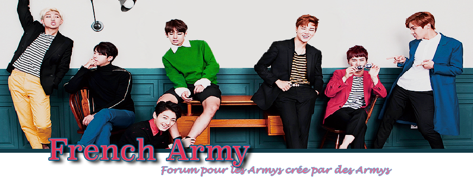 Fanbase~BTS~Army~French