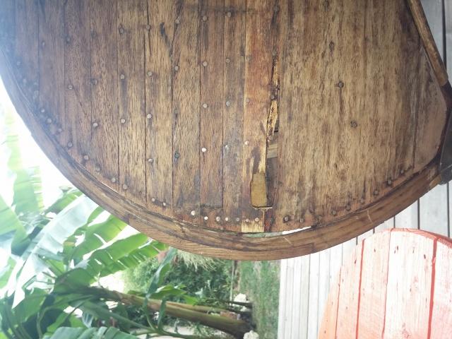 Coque de canoé en très mauvais état, besoin d'avis 76116720151012172342