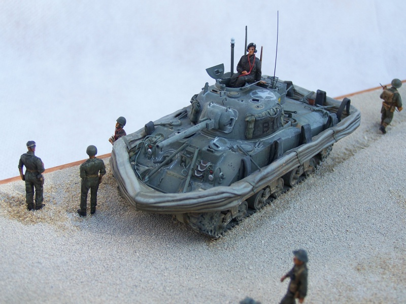 """Juno Beach"" 06.06.1944 Le Fort Garry Horse débarque.... 7622911007496"