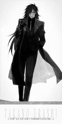Takano Urashi