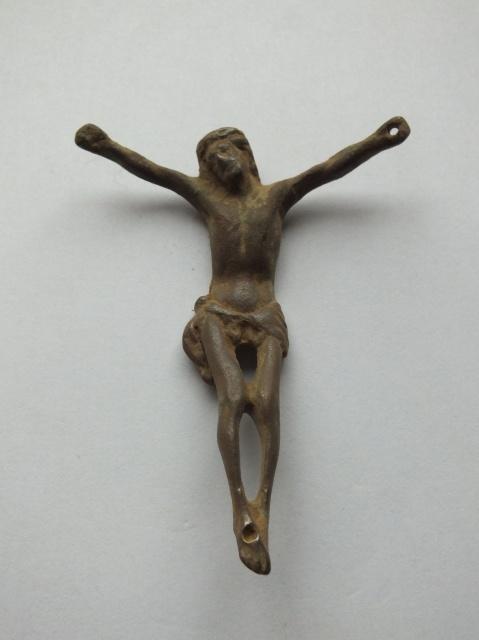 Christ sans croix . XIXe-XXe, siècle. 762374DSCF2531