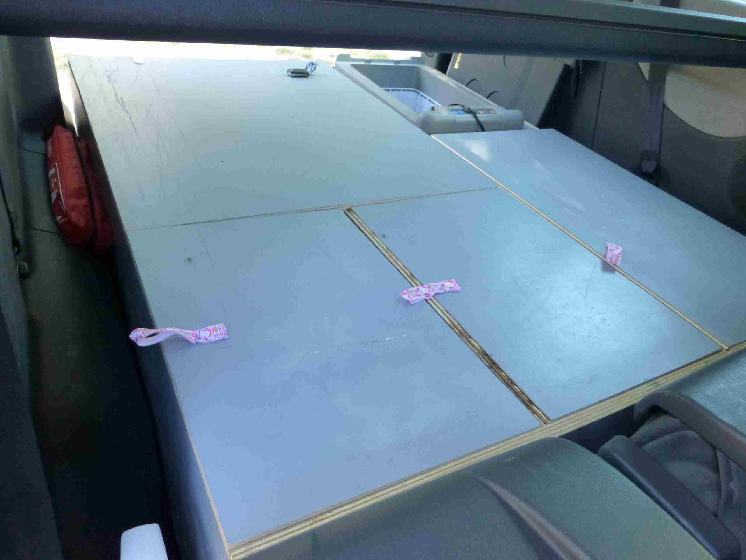 Un nouveau tiroir de coffre! 762521vue0