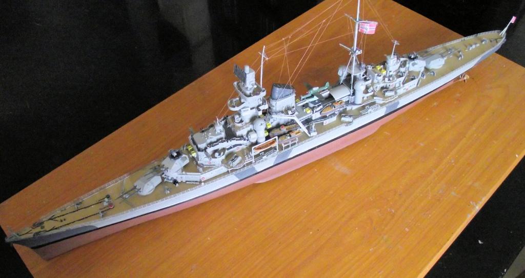 Prinz Eugen Trumpeter au 1x350 avec PE 762757PrinzEugen1x35045