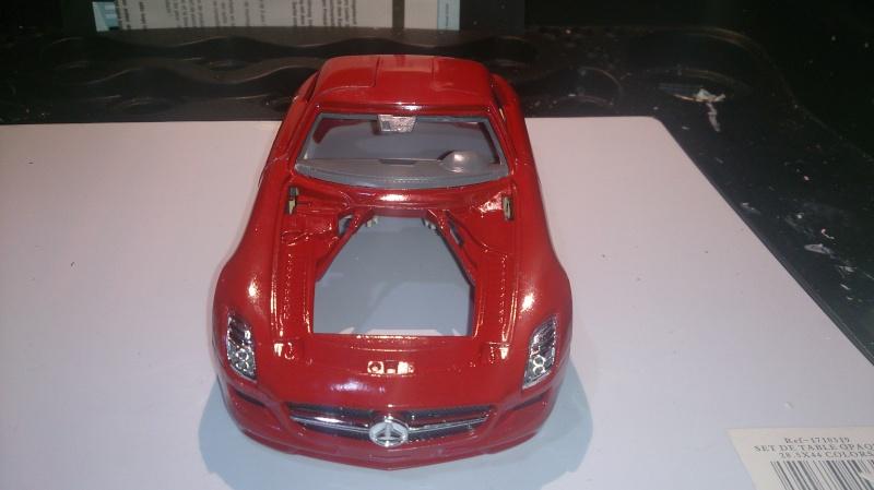 Voiture Mercedes-Benz SLS AMG  764485DSC0052